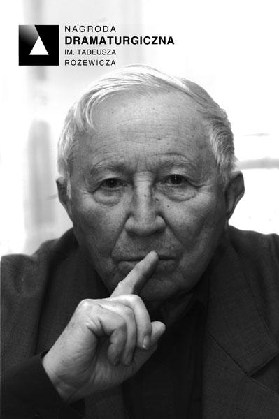 Tadeusz Różewicz, fot. Adam Hawałej